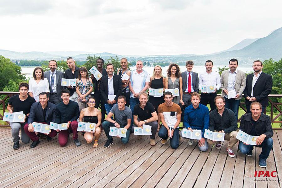 Soirée entreprises IPAC - événementiel et réseau à Annecy