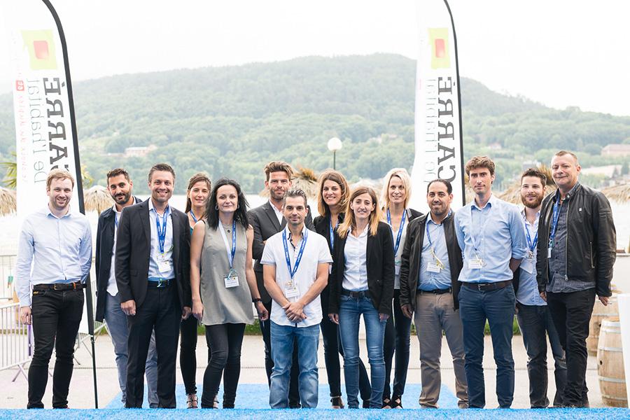 Événementiel et création de réseau pour l'entreprise Carré Habitat